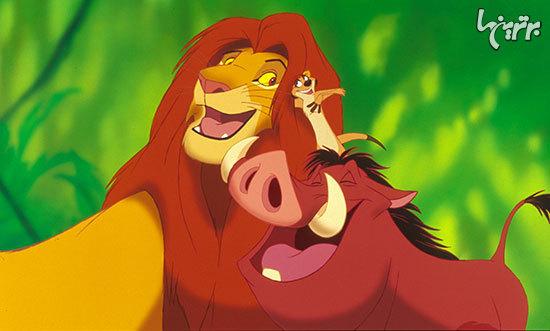 پرفروشترین و موفقترین فیلمهای انیمیشن تاریخ سینما
