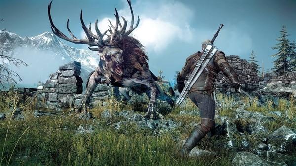 بازی Witcher 4